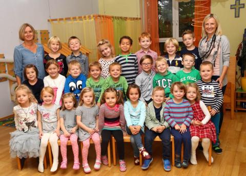 Kindergartenjahr 2016-2017